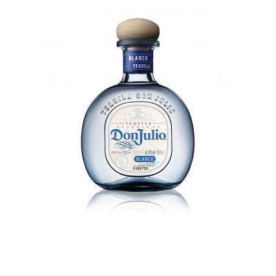 Tequila, Don Julio Blanco, 38% alc., 0,7L