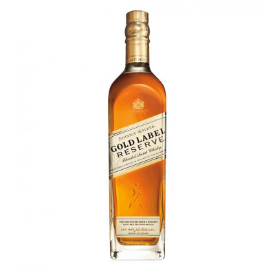 Deluxe Scotch Whisky, Johnnie Walker Gold Reserve, 40% alc, 0,7L