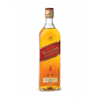 Whisky, Johnnie Walker Red, 40% alc., 0,7L
