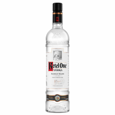 Vodka, Ketel One, 40% alc., 0,7L