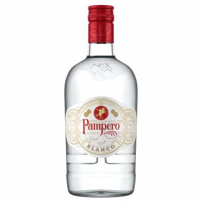 Rom, Pampero Bianco, 37.5% alc., 1L