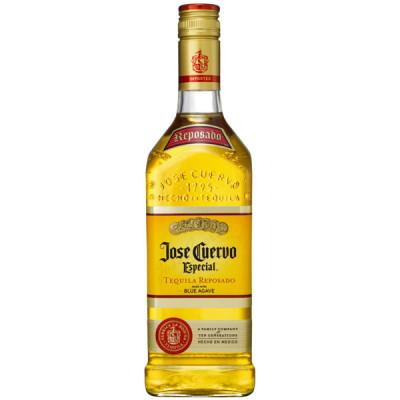 Tequila, Jose Cuervo Gold, 38% alc., 0,7L