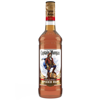 Rom, Captain Morgan Spiced Gold, 35% alc, 0,7L