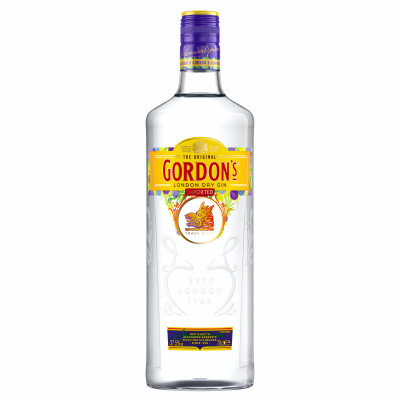 Gin London Dry, Gordon's, 37.5% alc, 0,7L