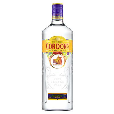 Gin London Dry, Gordon's, 40% alc, 1L