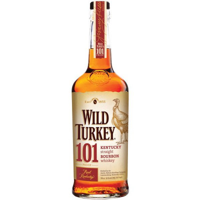 Whiskey American, Wild Turkey 101, 50.5% alc., 0,7L