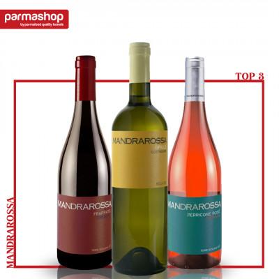 Pachet Top 3 Vinuri Mandrarossa