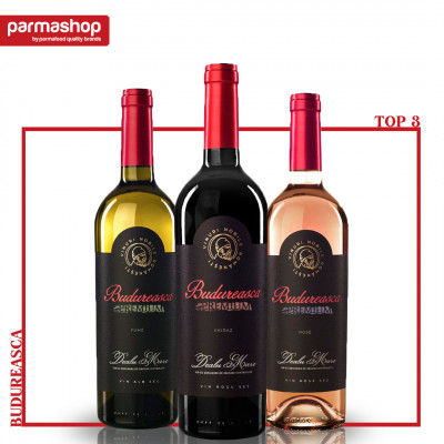 Pachet Top 3 Vinuri Budureasca