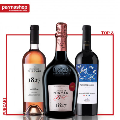 Pachet Top 3 Vinuri Purcari