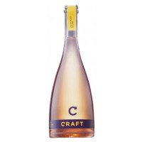 Craft - Vin Spumant Rose Pinot Noir Brut 0.75L
