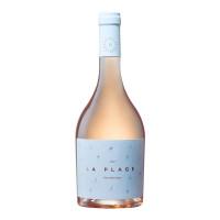 La Plage - Vin Rose Feteasca Neagra & Syrah & Merlot& Pinot Noir Sec 0.75L