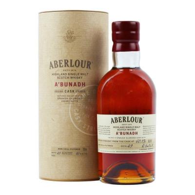 Aberlour - Whisky Abunadh 0.7 L