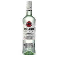Bacardi White - Rom 37.5% 0.7L