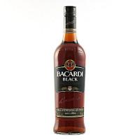 Bacardi Black - Rom 37.5% 0.7L