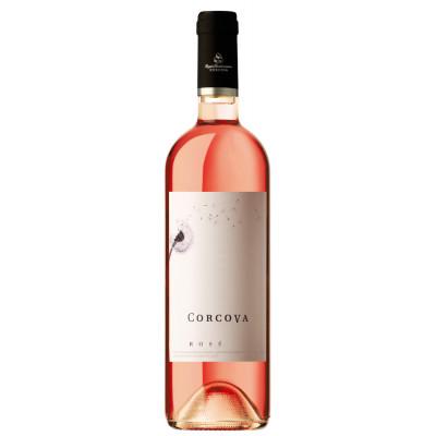 Corcova - Vin Rose Sec 0.75L