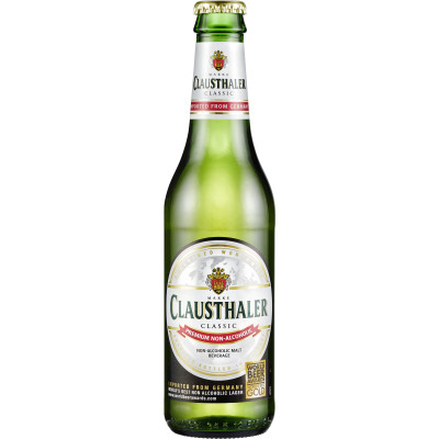 Clausthaler - Bere Fara Alcool Sticla 0.33L