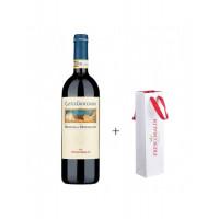 Italia - Frescobaldi - Pachet Vin Castel Giocondo Brunello Di Montalcino Rosu Docg 14,5% Alc 0.75L - 1 Sticla In Cutie Carton