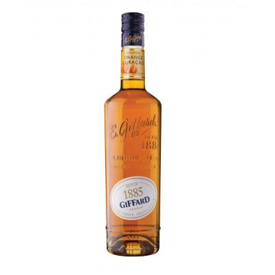 Giffard - Lichior Orange Curacao 25% Alc  0.7L