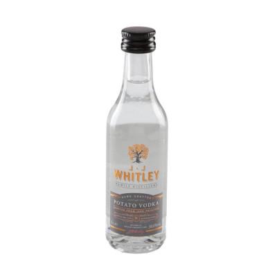 Jj Whitley - Potato Vodka 38.6% Alc - Miniaturi  0.05L