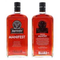 Jagermeister Manifest - Herbal Lichior 38% 1L