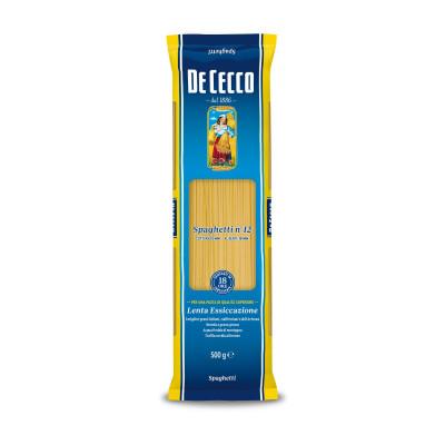 De Cecco - Paste Spaghetti 500G