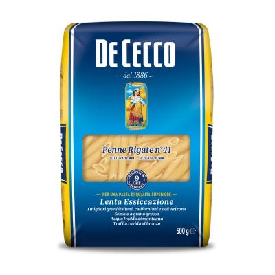 De Cecco - Paste Penne Rigate 500G