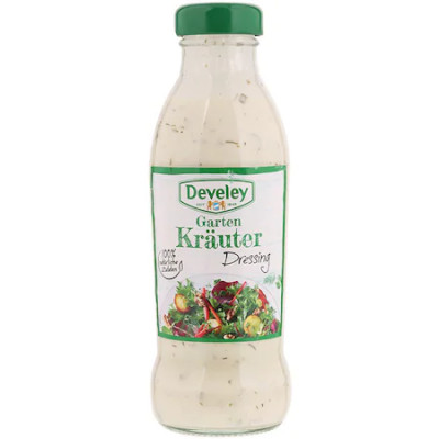 Develey - Sos Pt. Salata Cu Plante Aromatice 230 Ml