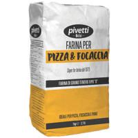Pivetti - Faina De Grau Pentru Pizza Si Focaccia Tip 0 1 Kg