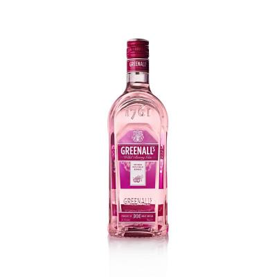 Qnt Greenalls - Gin Wild Berry 37.5%Alc 0.7 L