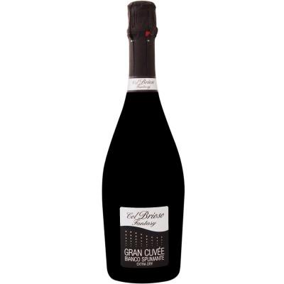 Italia - Col Brioso Fantasy  - Vin Spumant Alb Gran Cuvee Extra Dry 0.75L