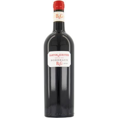 Barton & Guestier - Vin Bordeaux Rouge Gold Label 0.75L