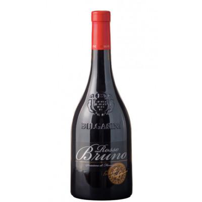 Vin Rosu Rosso Bruno, Bulgarini, 0,75 L