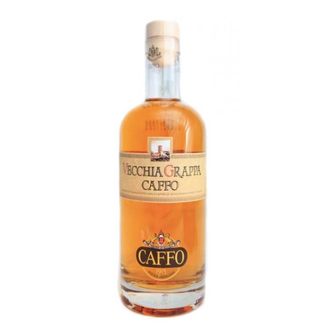 Bautura alcoolica Grappa Vecchia, Caffo, 0,7 L (40% alc.)