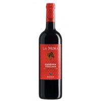 Vin Rosu Rosso Maremma Toscana, La Mora, DOC 0,75 L