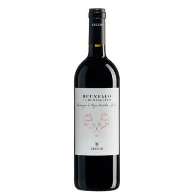 Vin Rosu Gli Amici Brunello Di Montalcino, Cecchi, DOCG 0,75 L