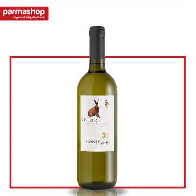 Vin Alb Le Lepri Toscana, Monteguelfo, IGT 0,75 L
