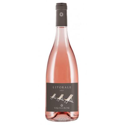 Vin Rose Rosato Maremma Toscana, Litorale Val Delle Rose, DOC 0,75 L