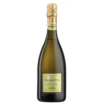 Vin Spumant Pignoletto, Donelli, DOP 0,75 L