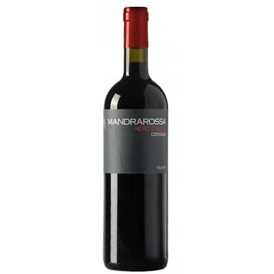 Vin Rosu Nero D'Avola, Mandrarossa, DOC 0,75 L