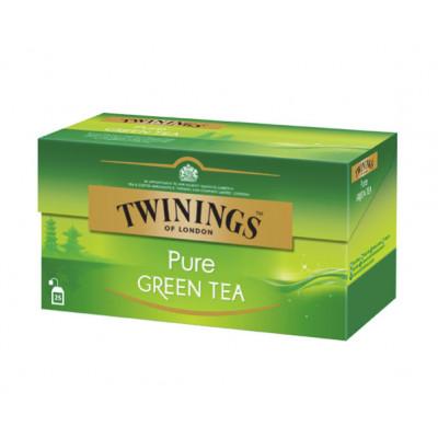 Ceai verde pur, Twinings, 25x2g