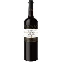 Vin Rosu de colectie Merlot Sec 2004, Prince Matei, 0,75 L