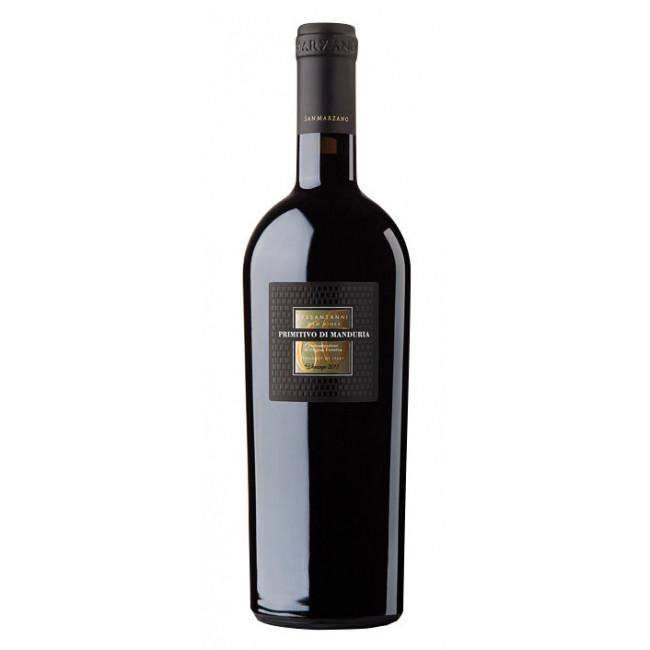 Vin Rosu Sessantanni Primitivo Di Manduria, San Marzano, DOP 0,75 L
