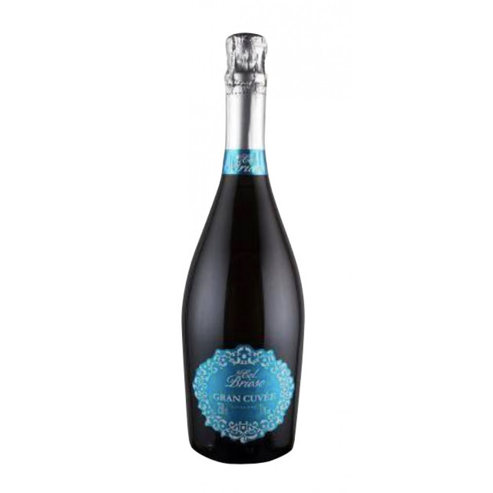 Vin spumant Gran Cuvee Extra Dry, Col Brioso, 0,75L