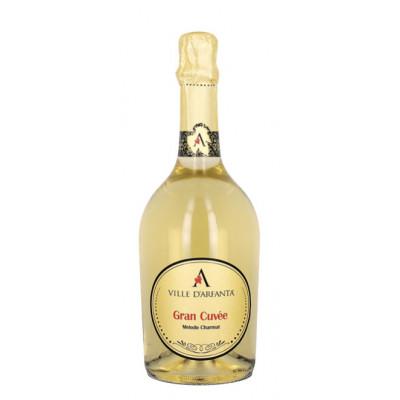 Vin Spumant Brut Gran Cuvee, Ville D'arfanta, 0,75 L