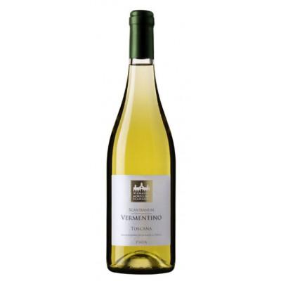 Vin Alb Scantianum Vermentino, Vignaioli, IGT 0,75 L