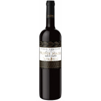Vin Rosu de colectie Merlot Sec 2010, Prince Matei, 0,75 L