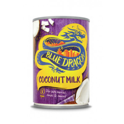 Lapte de cocos Tailandez, Blue Dragon, 400ml