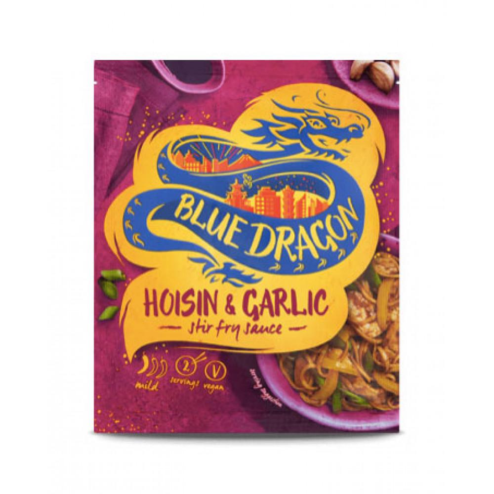 Sos Hoisin si usturoi la plic - Stir Fry, Blue Dragon, 120g