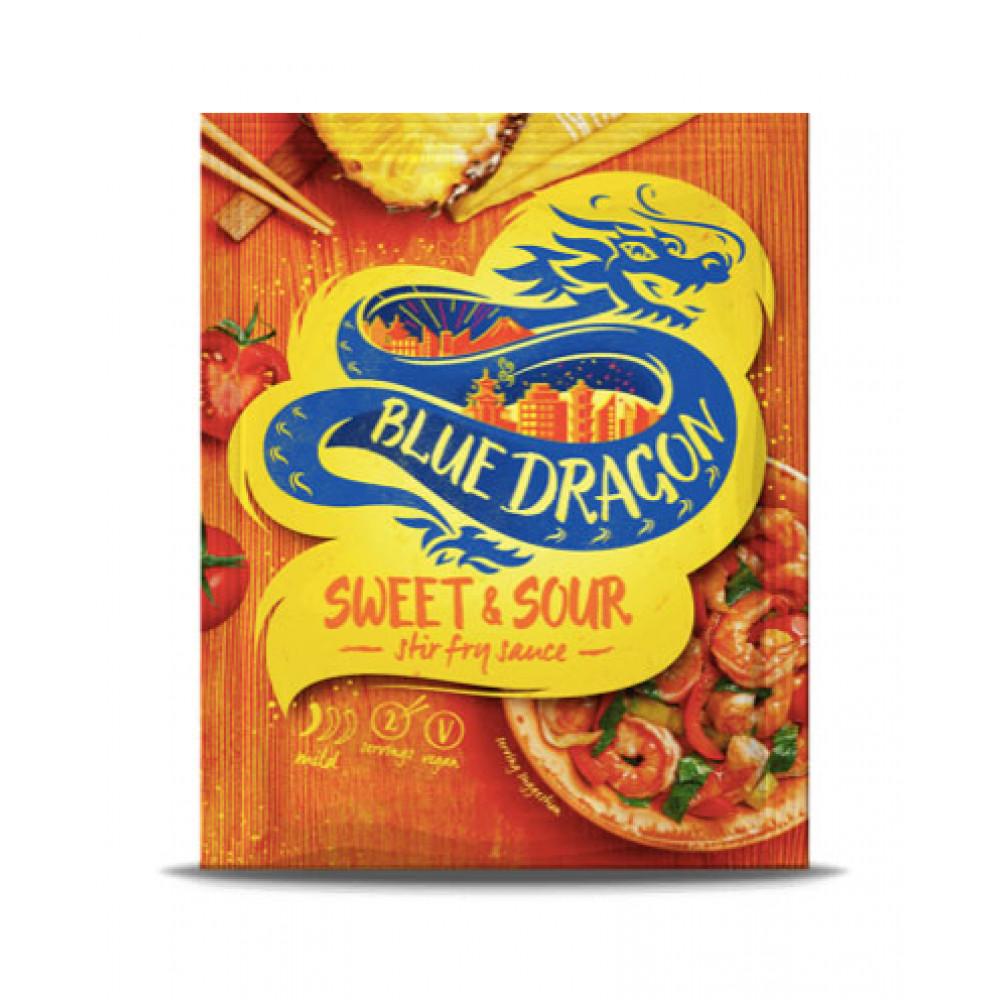 Sos Sweet & Sour la plic - Stir Fry, Blue Dragon, 120g