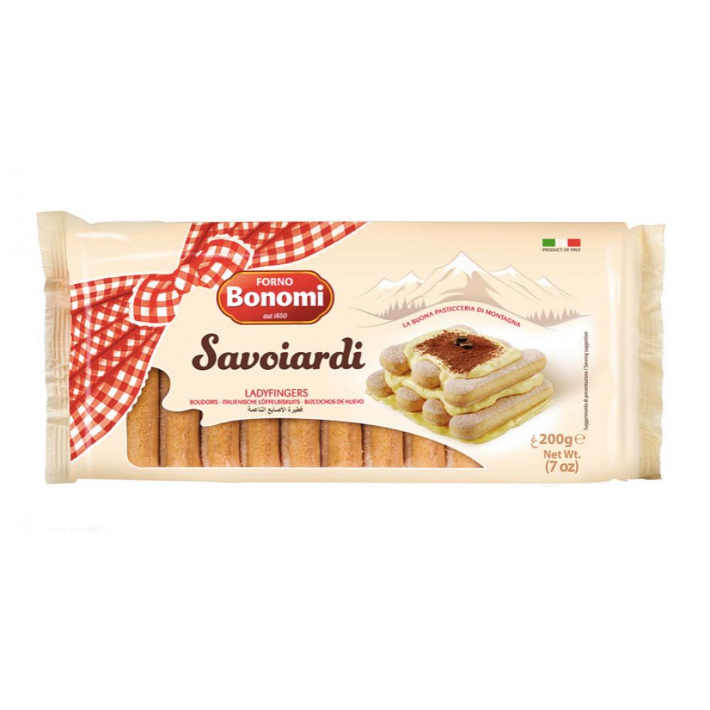 Piscoturi Savoiardi, Forno Bonomi, 200g